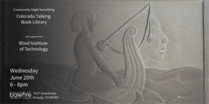 Image of Egyptian goddess