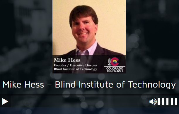 Mike Hess podcast with Colorado TechCast
