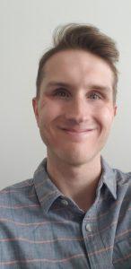 Headshot of Brad